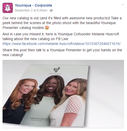 younique-presenter-models