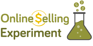 Online Selling Experiment